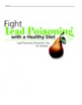 Fight Lead Poisoning with a Healthy Diet